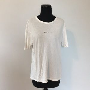 French Connection FCUK It Tee, M